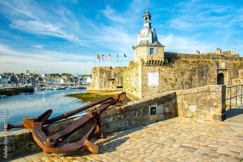 Fotografie, Obraz  Concarneau en Bretagne, France