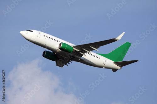 Fotografia  Airliner Takeoff