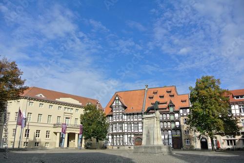 Keuken foto achterwand Buenos Aires Burgplatz in Braunschweig