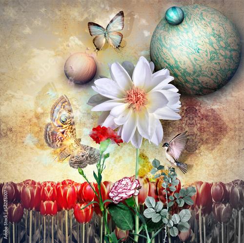 Fototapeta Fairyland series