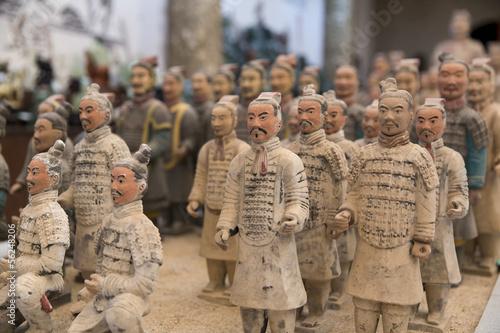 Foto op Plexiglas Xian Chinese terracotta army - Xian