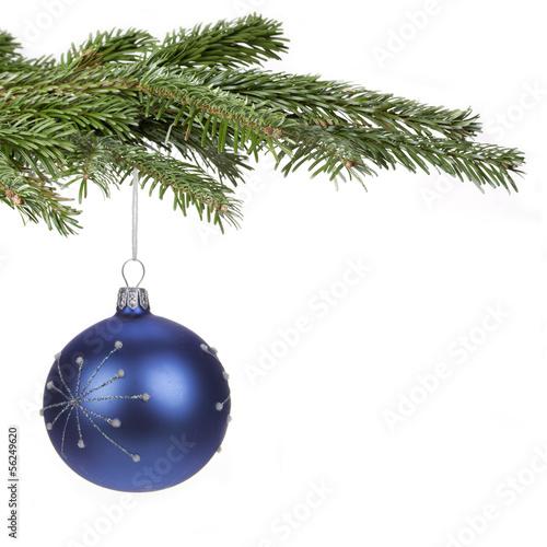Foto-Doppelrollo - Weihnachtsbaum (von Pixxs)