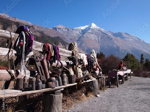 Papiers peints Népal Nepal Himalayas mountains