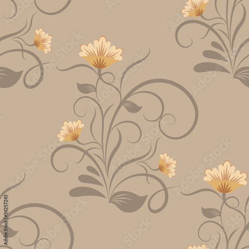 bezszwowe-bezowy-kwiatowy-wektor-wzor-tapety