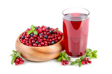 Red Berry Juice