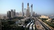 Modern Skyscrapers Media and Internet city, Dubai, UAE