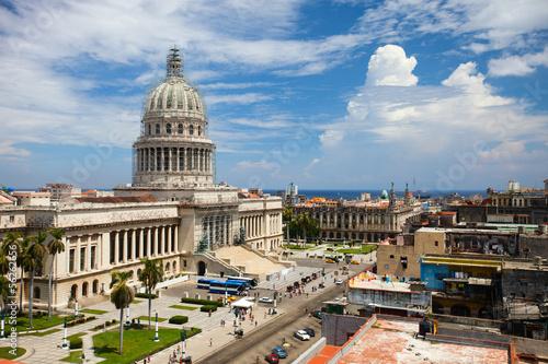 Papiers peints Havana Old Havana
