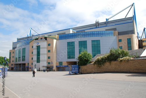 Photo  Londra - Chelsea Stadium