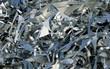 Altmetall Aluminium Recycling Schrotthaufen Rohstoff Hintergrund