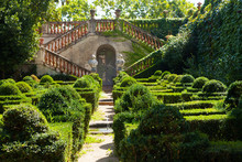Desvalls Palace At Labyrinth P...