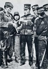 Jack London as war correspondent (Korea, 1904)