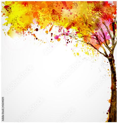 jesienne-abstrakcyjne-drzewo-formujace-sie-za-pomoca-plam