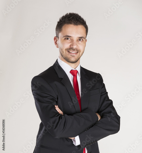 Fotografie, Obraz  Business man