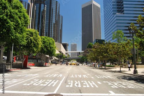 Poster Los Angeles Avenue de Los Angeles