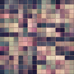 FototapetaAbstract geometric background.