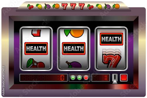 Photo  Slot Machine Health