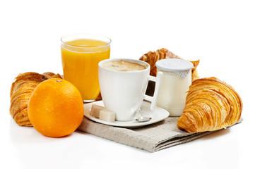 Panel Szklany Do baru Petit déjeuner