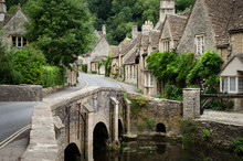 Castle Combe, Cotswolds Village
