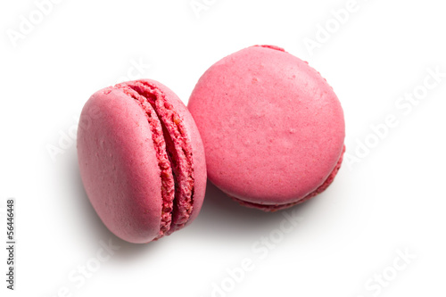 Fotografia pink macaroons