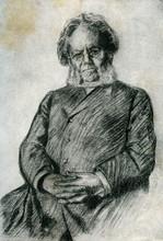 Henrik Ibsen (Erik Werenskjold)