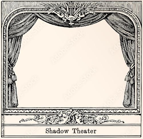 Photo  Theater scene