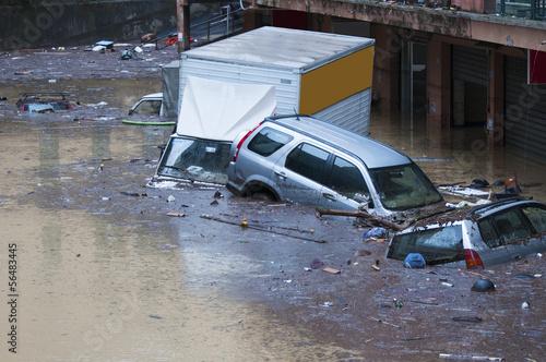 Photo Alluvione a Genova