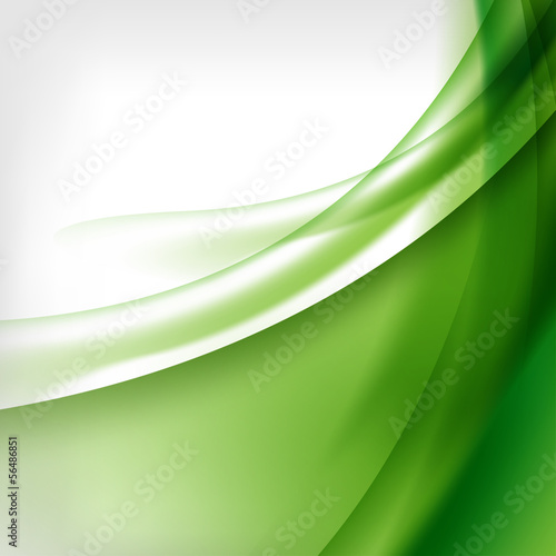 Fototapety, obrazy: Abstract background with wave