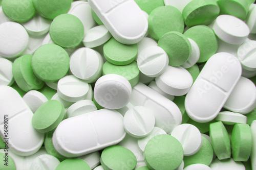 Fotografia  píldoras medicas