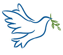 Dove - Symbol Of Peace