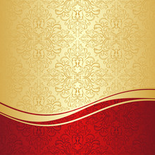 Luxury Ornamental Background: ...