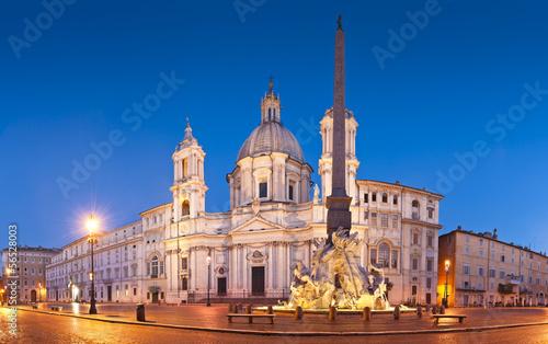 Photo  Piazza Navona, Rome, Italy