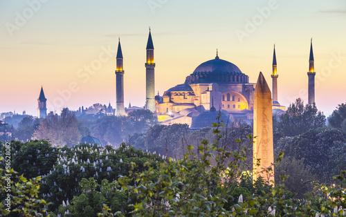 Keuken foto achterwand Turkije Sultanahmet Camii / Blue Mosque, Istanbul, Turkey
