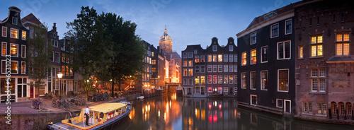 Canvas Prints Amsterdam St Nicholas Church, Amsterdam