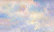 Himmel Malerei Leinwand