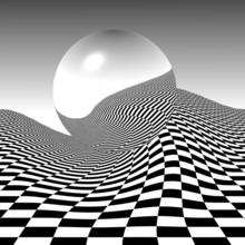 Checkerboard Sphere