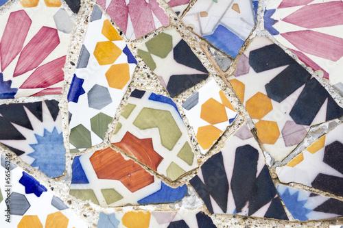 Fotografia  Gaudi's decorates