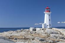 Peggy's Cove Lighthouse, Nova ...