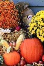 Thanksgiving Decoration - Vertical Orientation
