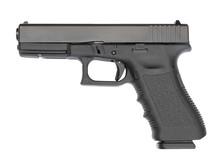 9 Mm Automatic Hand Gun Isolat...