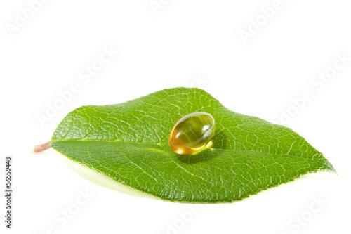 Fototapeta natural supplements