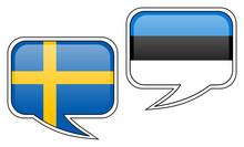 Swedish-Estonian Conversation