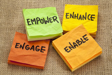 Empower, Enhance, Enable And E...