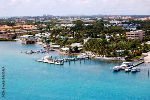 Fotografie, Obraz  Jupiter Florida Aerial View