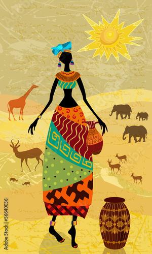 afrykanie-na-rocznika-tle-dla-twoj-projekta