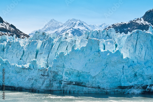 Staande foto Gletsjers Alaskan Glacier