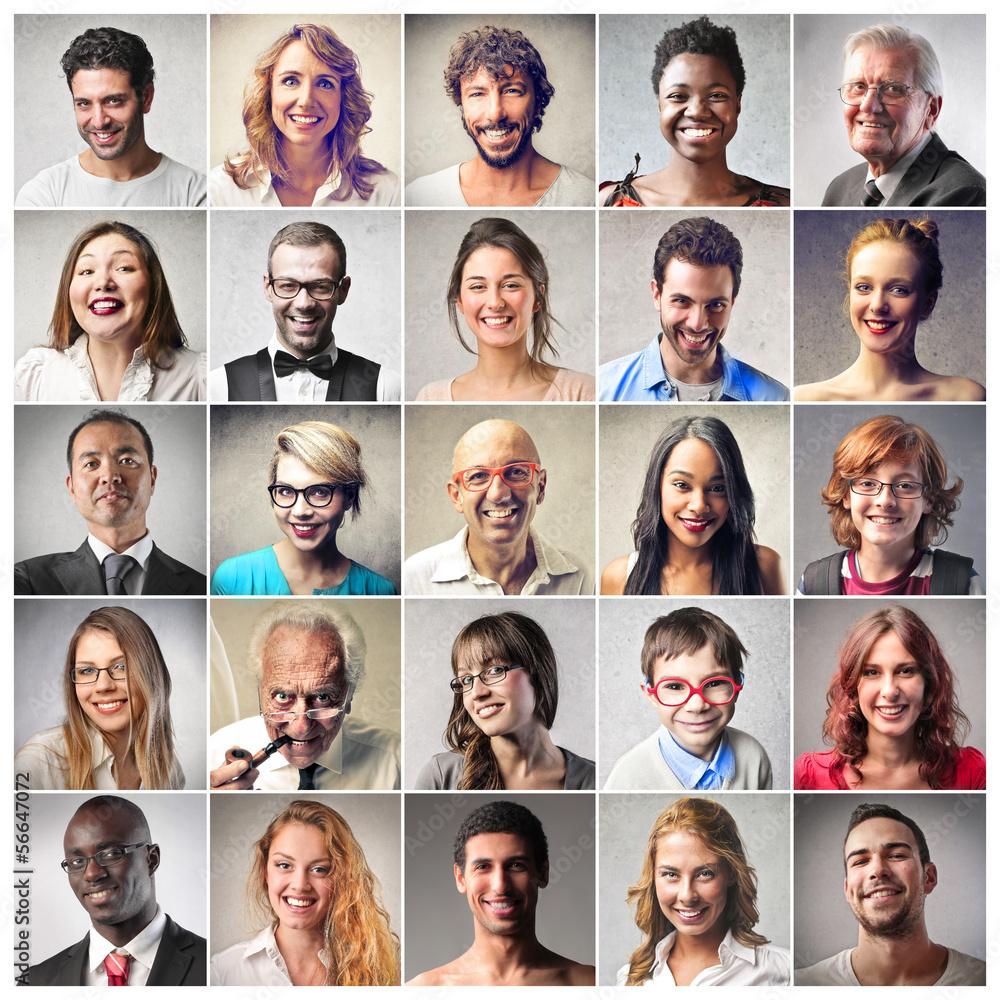 Fototapeta diversity