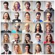 Leinwandbild Motiv diversity