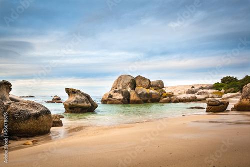 Fotografering  Boulders Beach