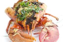 Yummy Stuffed Lobster