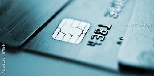 Fotografía  Credit cards